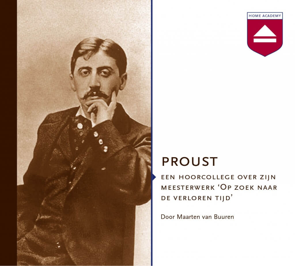 Proust - hoorcolleges Home Academy