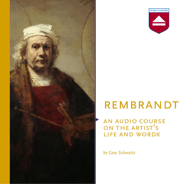 Rembrandt - An audio course on the artist's life and work - Gary Scwartz