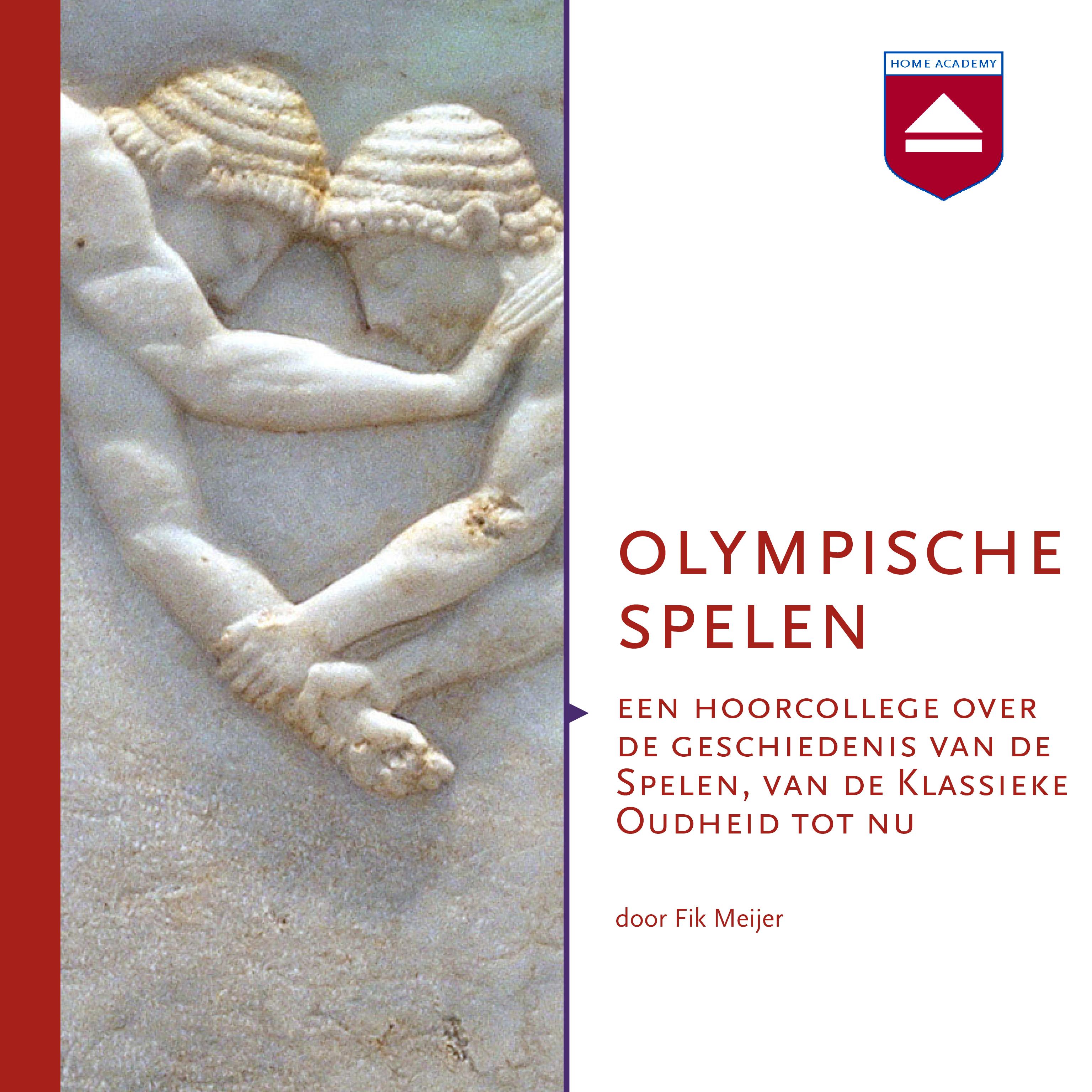 Olympische Spelen - Fik Meijer