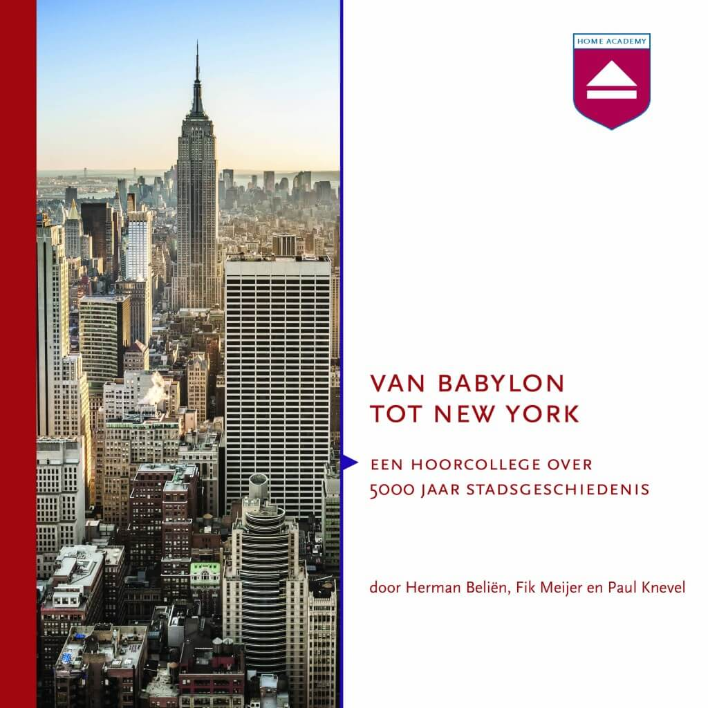 Van Babylon tot New York