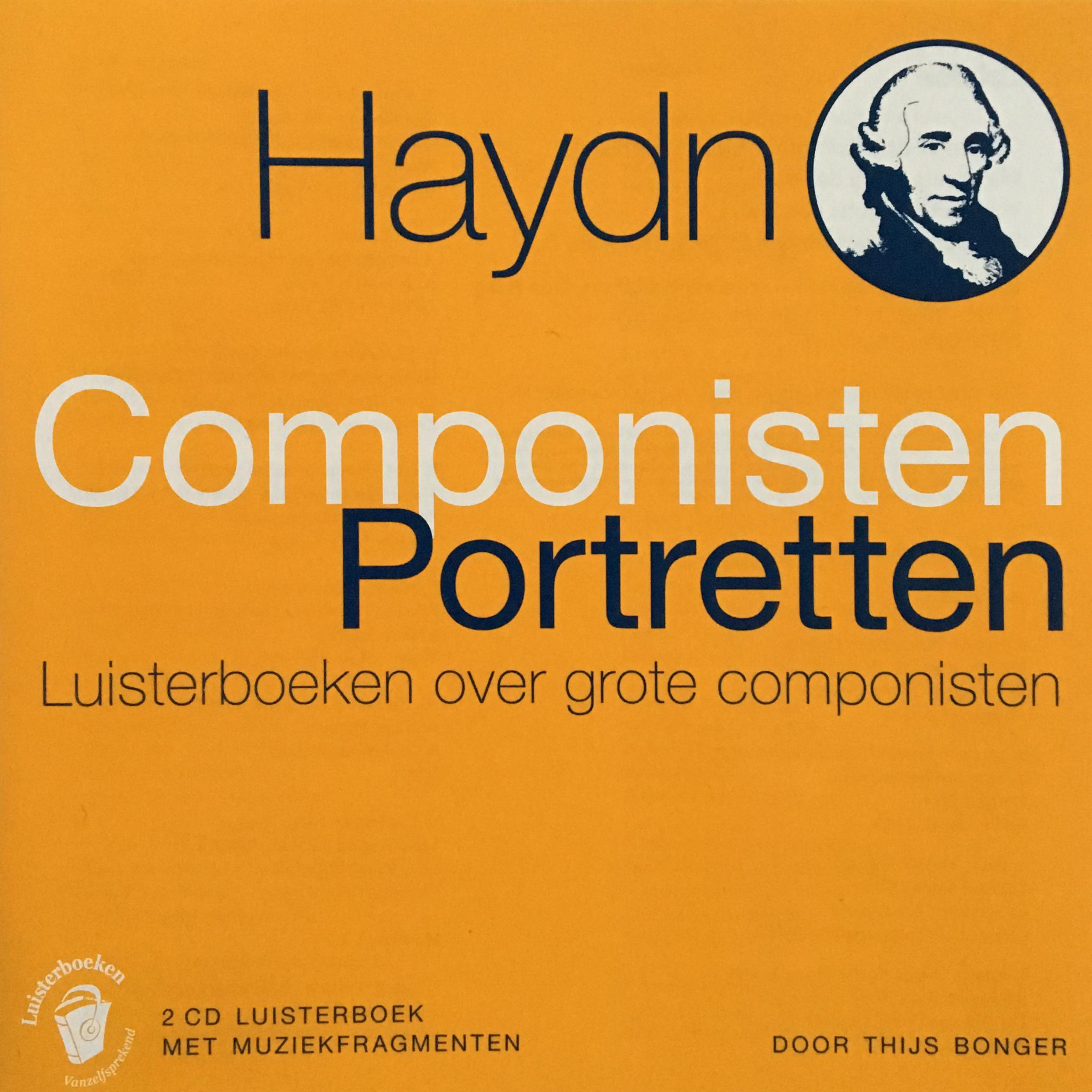 Haydn: Luisterboeken over grote componisten