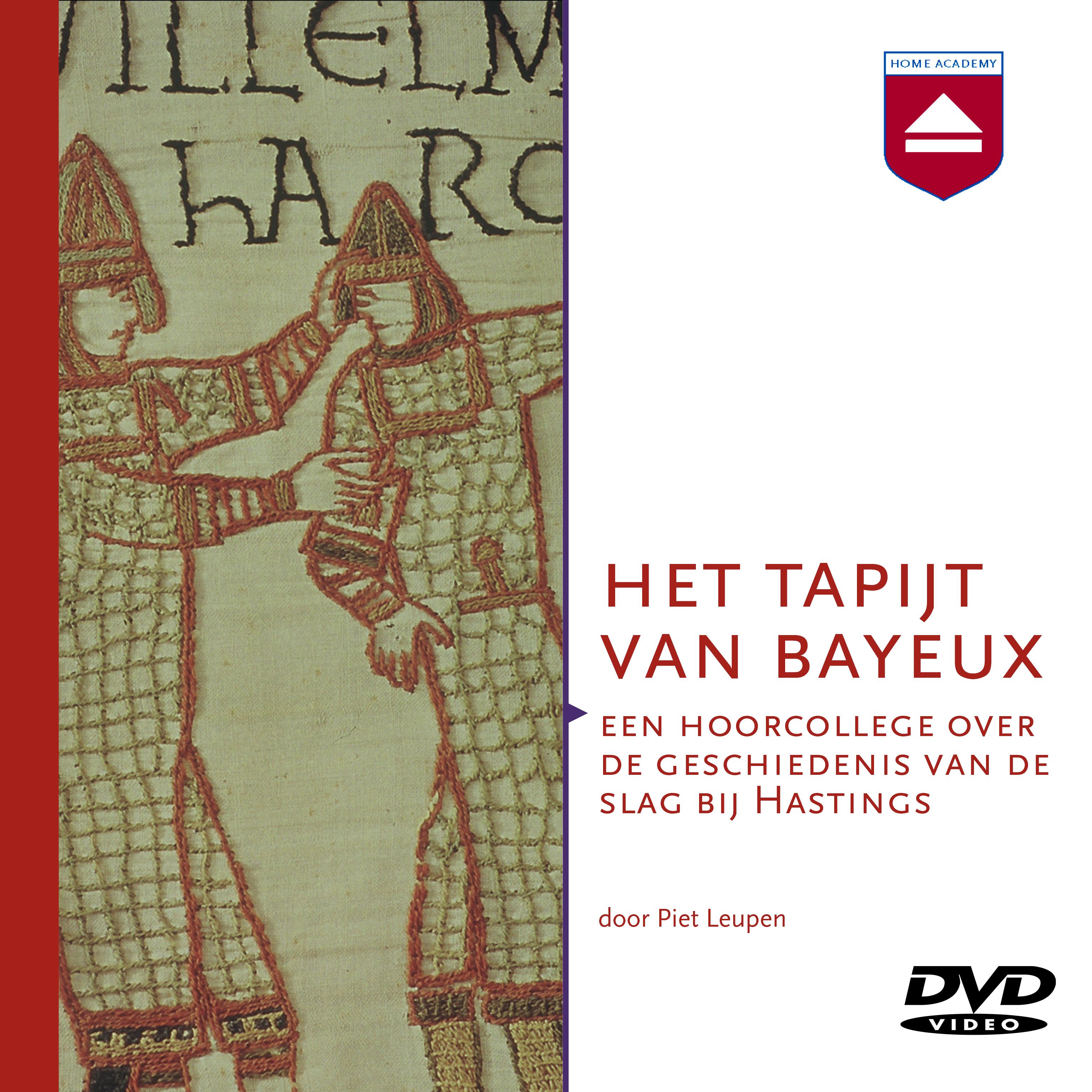 Het tapijt van Bayeux - hoorcollege Piet Leupen
