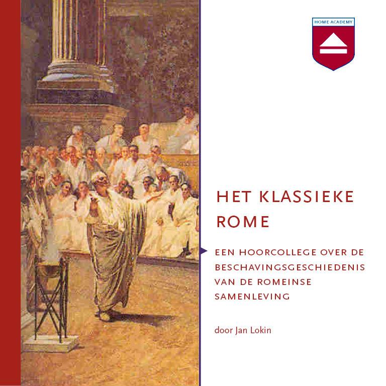 Het klassieke Rome - hoorcolleges Home Academy