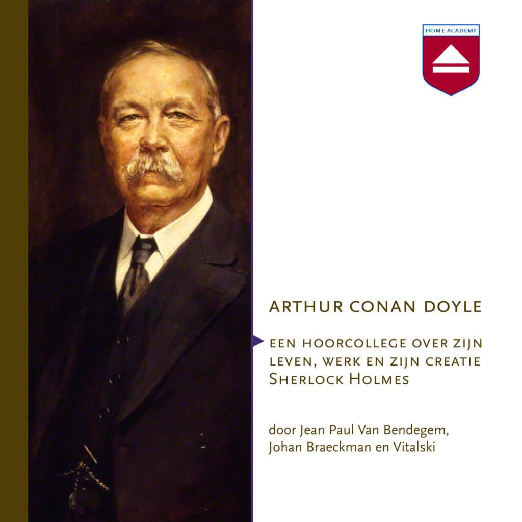 Arthur Conan Doyle - hoorcolleges Home Academy