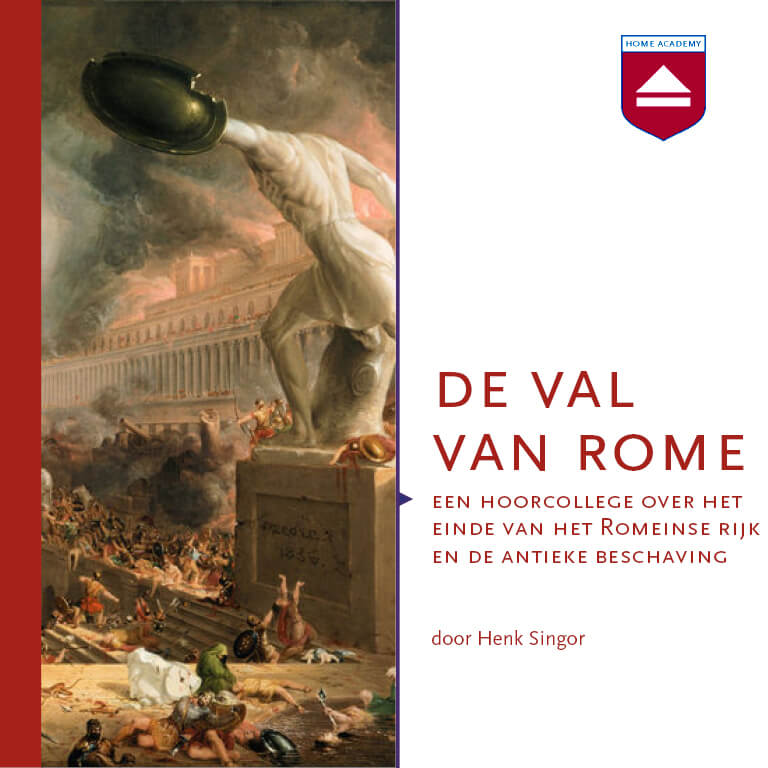 De val van Rome