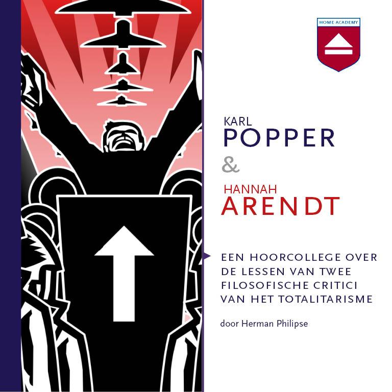 Karl Popper en Hannah Arendt
