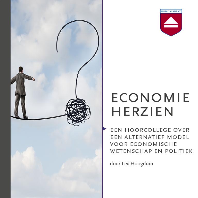 Economie herzien - Lex Hoogduin