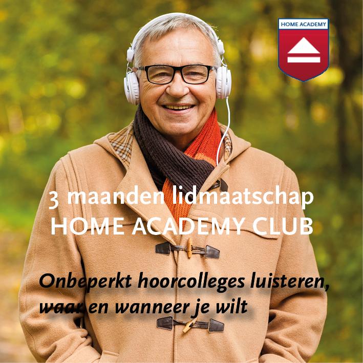 Actie Home Academy Club HOVO